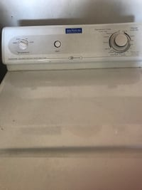 white Whirlpool front load clothes dryer Del City, 73115