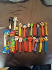 Old Pez Collection