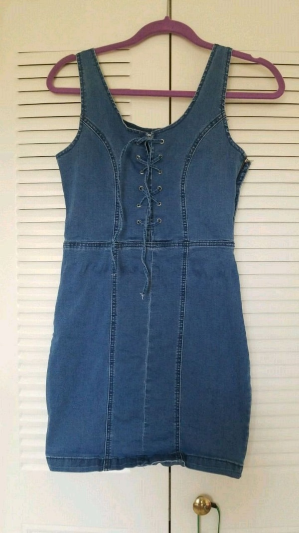 Jean  gown