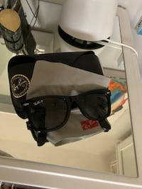 NEW ray ban Polarized/ no negotiation  Toronto, M3A 2G4