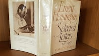 Ernest Hemingway selected letters 1917 to 1961 Mesa, 85204