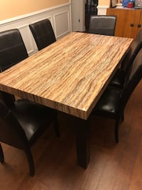 Dining Room Table and Accent Table Elgin, 29045