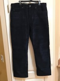 HAGGAR Corduroy Pants (38x32) - New With Tags!