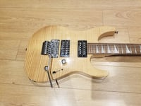 1998 Jackson MIJ Dinky Maple Natural Electric Guit
