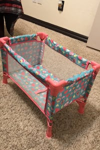 Kid baby doll playbed Edmond, 73003