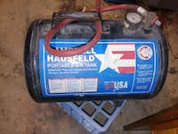 Cambell Hausfeld Portable Air Tank USA made 39 km