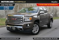 GMC Canyon 2017 Mount Juliet, 37122