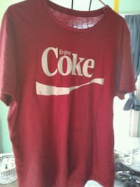 Vintage Coke shirt Dallas, 75217