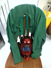Gently used welding helmet and fire shirt Chesapeake, 23322