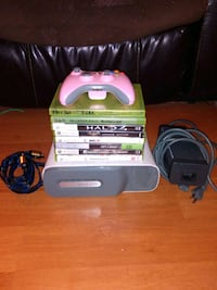 Xbox360 8 games and 18 on hard drive