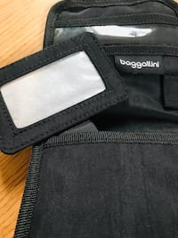 Bagillini small carry purse crossover straps Silver Spring, 20904