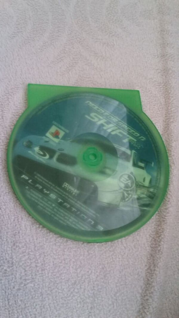 Need For Speed Shift PS3 2