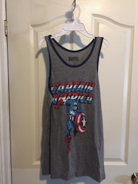 Men's Captain America tank London, N6M 1J4