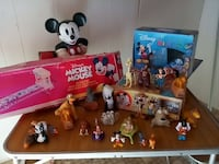Mickey's collection