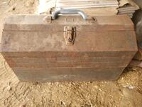 Old tackle/tool box Lakeview, 92567