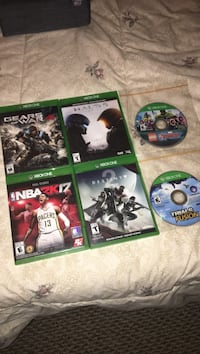 Xbox one games for sale Barrie, L4N