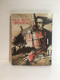 Edgar Allan Poe Tales of Death and Dementia Mississauga, L5C