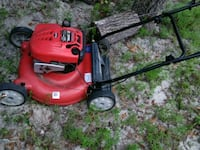 red and black push mower Lexington, 29073
