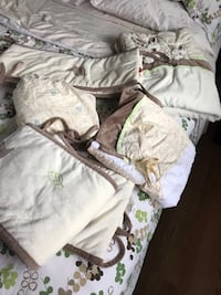 Crib bedding set Brampton, L6V 3M8