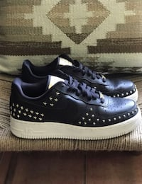 Nike Air Force studded