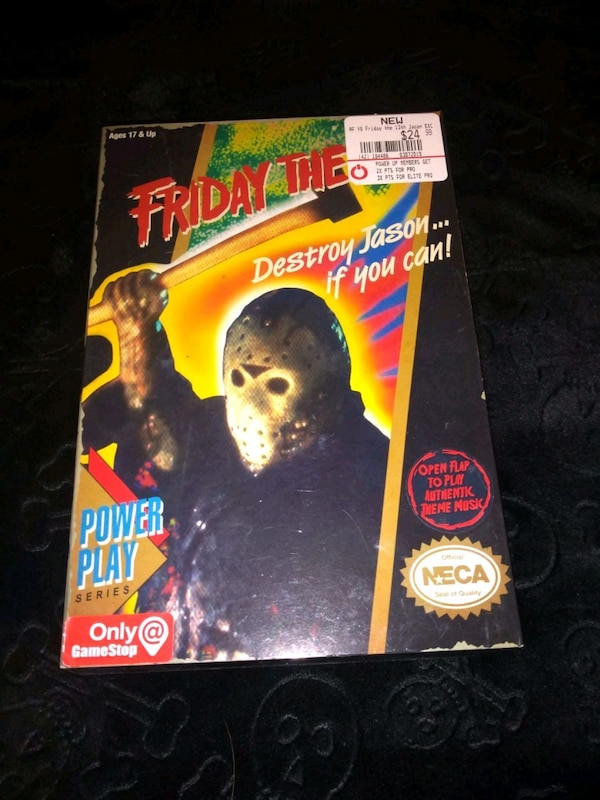 Friday the 13th Jason NECA 12f0ce2b-5483-43f1-8348-3f256696f2f2