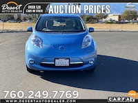2011 Nissan LEAF 49000 MILES 1 OWNER Navigation System Back-Up Camera SL, Palm Desert