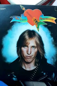 Tom Petty Heartbreakers vinyl album La Plata, 20646