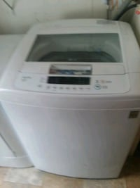 white top-load clothes washer 448 mi