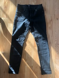 Jegging size 10 never worn black high waisted Laval, H7S 1Y3