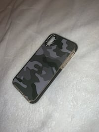 Camo Green/Grey iPhoneX Case Germantown, 20874