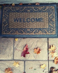 Outdoor Welcome Rug Mississauga, L5K 1K1