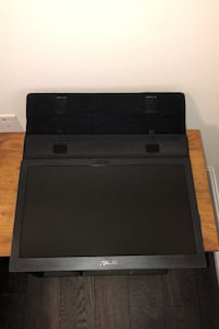 """16"""" ASUS portable monitor. (Includes case, stand, USB cord) negotiable Kleinburg, L0J 1C0"""