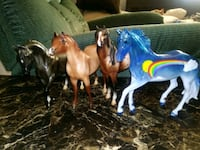4 Bryer horses all together Pleasant Grove, 84062