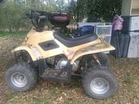 4wheeler 90 hp and will go too. Got 300 in it a Inman, 29349