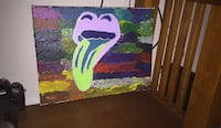 Rolling Stones tongue Knoxville, 37919