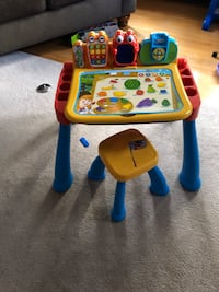 Vtech toddle learning center