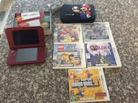 LIKE NEW Nintendo 3DS XL with Games 549 km