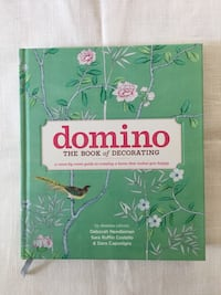 NEW Domino Book of Decorating Waterford, 06385
