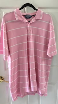 Men polo golf size XL ready for pick up at yard sale 232 Sandhill 21221 Baltimore, 21221