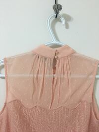 Beautiful pink lace Blouse by GUESS size XS *Brand New*  Surrey, V3R 4B9