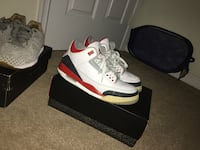 Fire Red 3s  Hanover, 21076