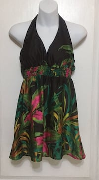 FOREVER 21 Halter Dress Top | Size Small