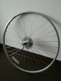 rear bicycle rim