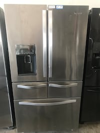 26 cu. ft. Double Drawer Refrigerator with Dual Icemakers Farmers Branch, 75234