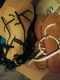 sandals size 9 Brawley, 92227