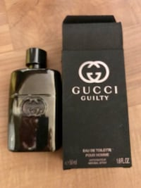 GUCCI - GUILTY - FOR MEN ~ 50 mL