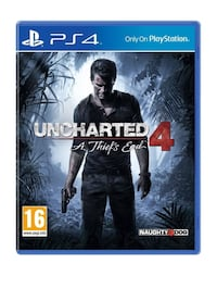 UNCHARTED4 PS4 Pendik, 34906