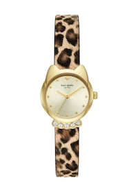Kate Spade Leopard Cat Ladies Watch Calgary