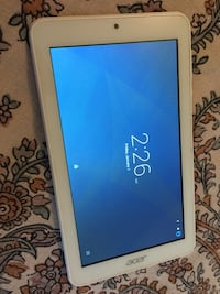 Acer tablet Android Toronto, M3J 2B8