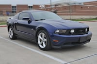 2010 Ford Mustang 2dr Cpe GT Houston